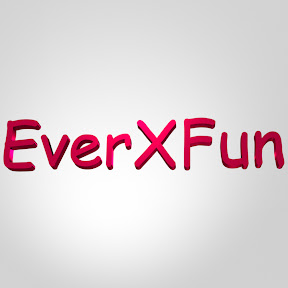 EverXFun logo for their YouTube Channel