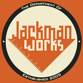 Jackman Works YouTube channel