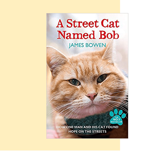 Bob The Street Cat – cat books to read for cat lovers