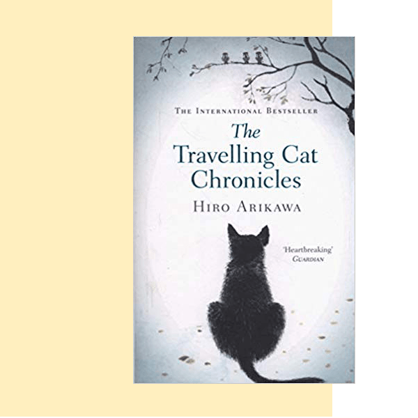 The Travelling Cat Chronicles  is one of the best books for cat lovers