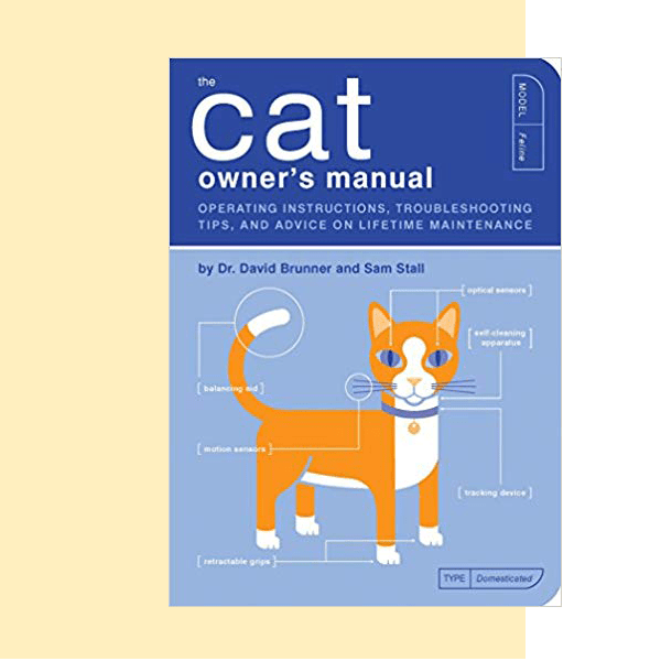 One of the best cat prepration books by Dr. David Brunner