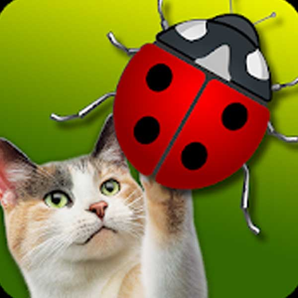 Cat apps for cats - Friskies JitterBug