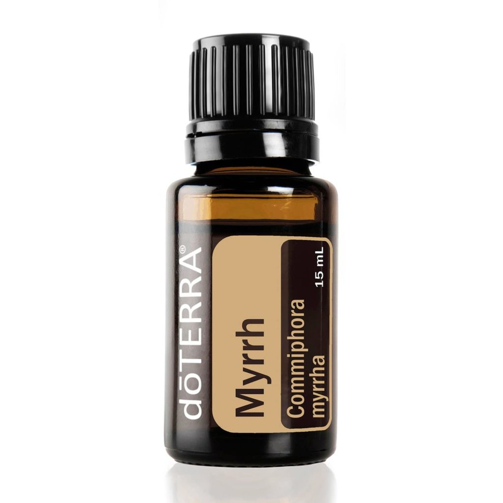Myrrh doterra essential oil for cats and dogs