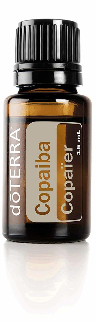 Copaiba essential oil by doTERRA for cats