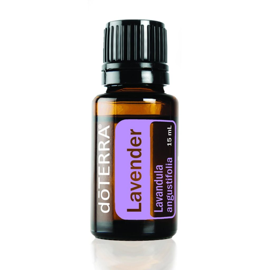 Calming essential oils for cats by doTERRA