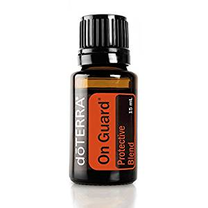 On Guard essential oil by do Terra for cats