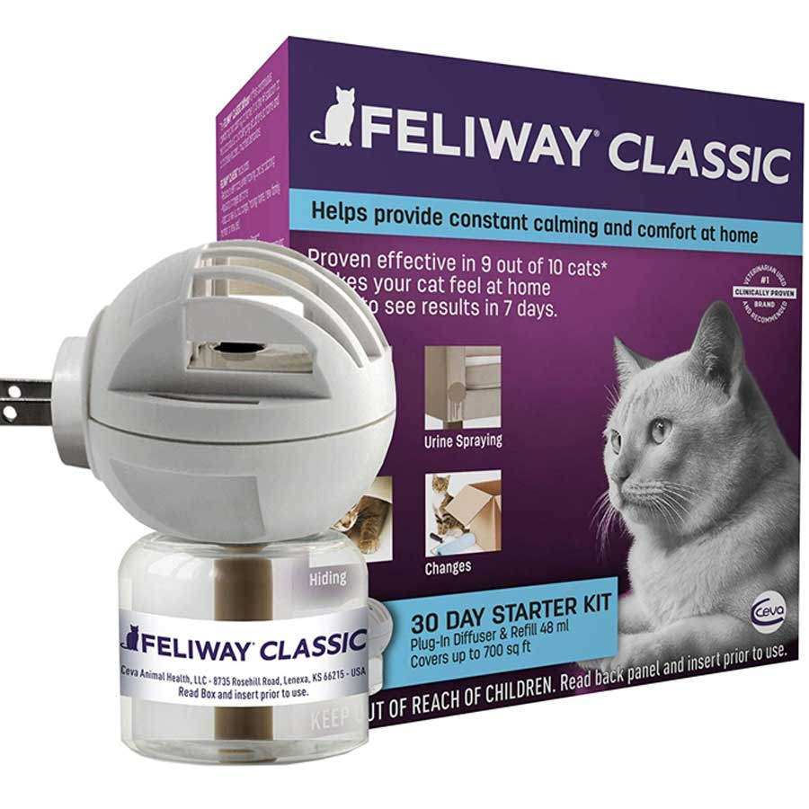 Feliway classic  - deffusers for cats