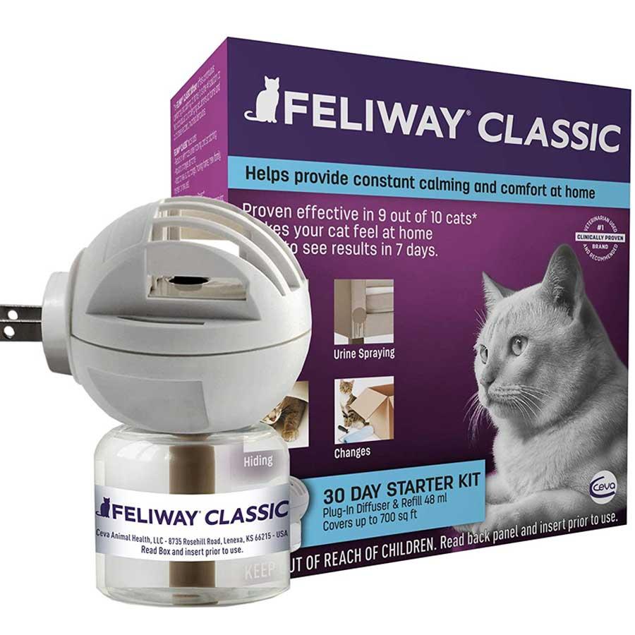 Feliway tarter kit